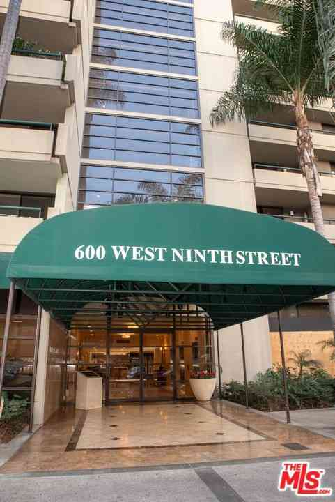 600 W 9Th Street #110, Los Angeles, CA, 90015,