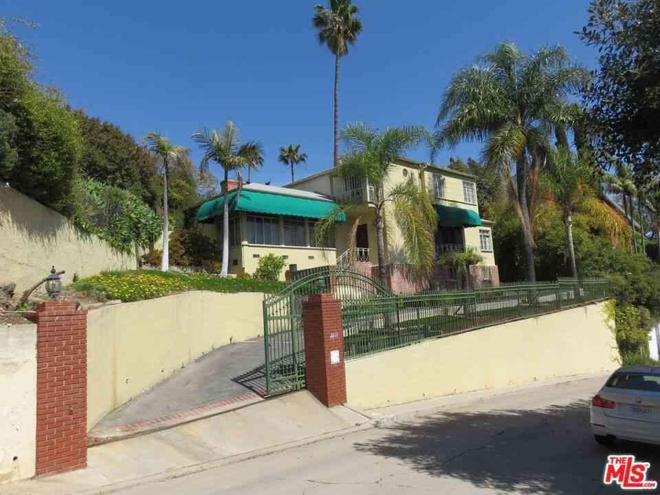 2214 Ben Lomond Drive, Los Angeles, CA, 90027,