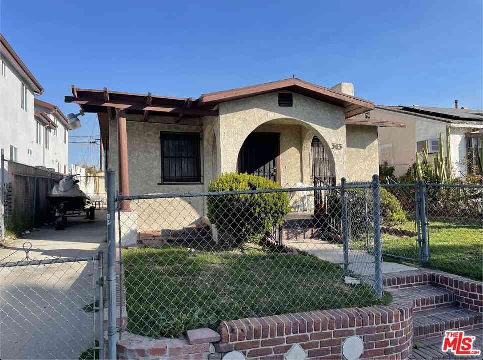 343 E 104Th Street, Los Angeles, CA, 90003,