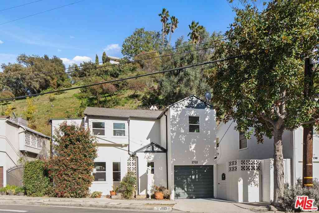 2322 Canyon Drive, Los Angeles, CA, 90068,