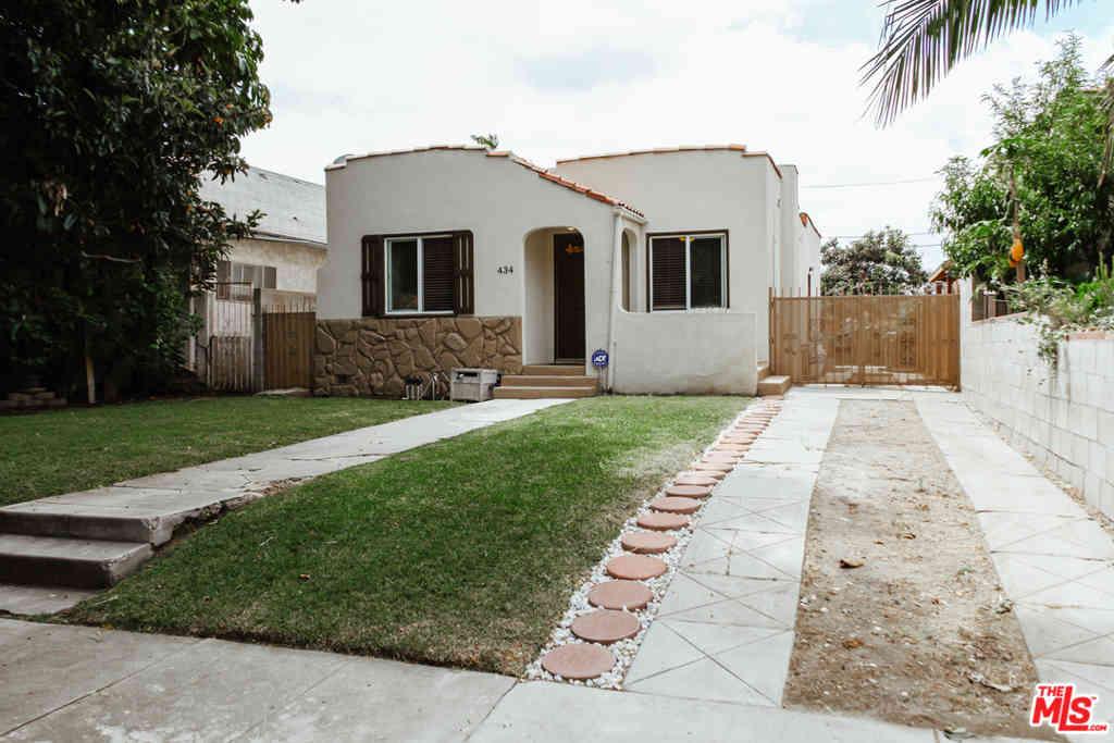 434 W 105Th Street, Los Angeles, CA, 90003,
