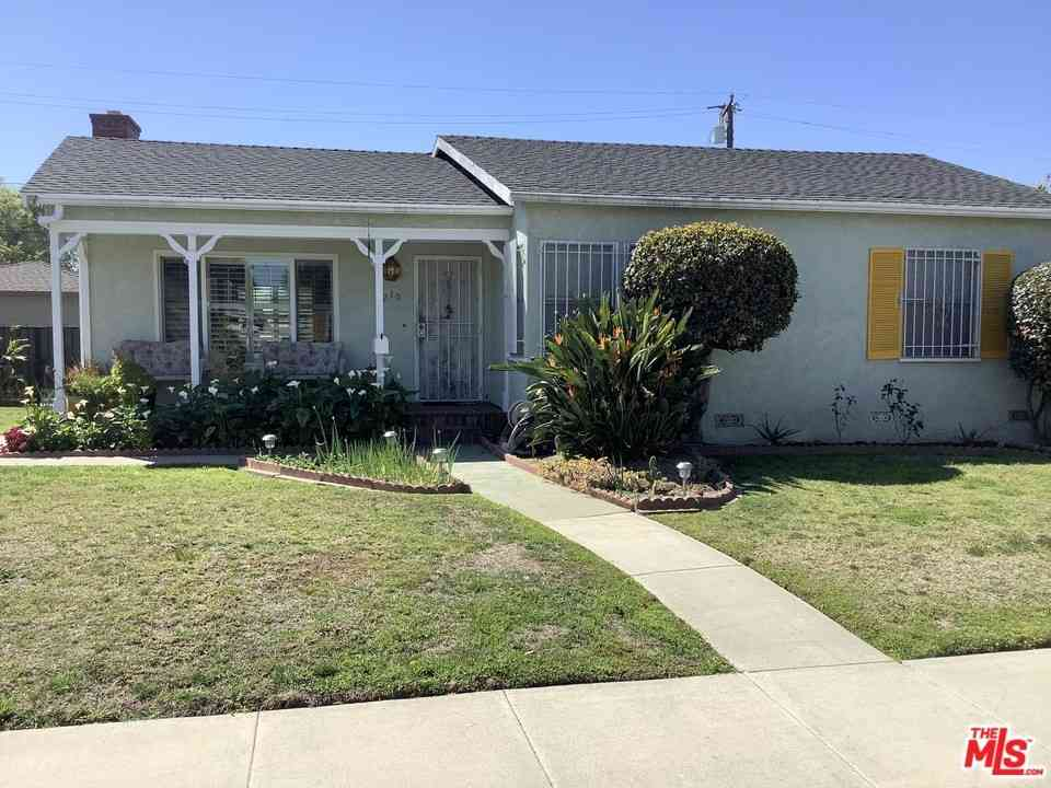 210 E Adams Street, Long Beach, CA, 90805,