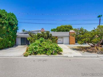 4991 Quincy St., San Diego, CA, 92109,