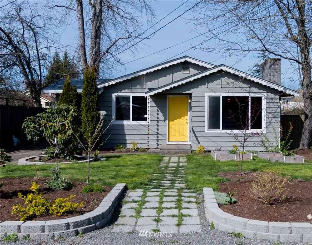 1507 S 87th Street, Tacoma, WA, 98444,