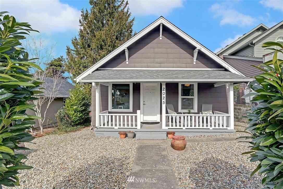 2025 Sherman Street E, Tacoma, WA, 98404,