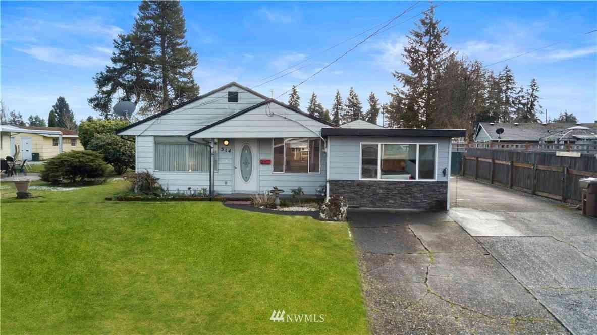 514 S 90th Street, Tacoma, WA, 98444,