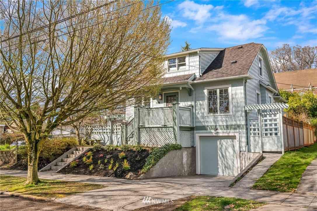 207 25th Avenue, Seattle, WA, 98122,