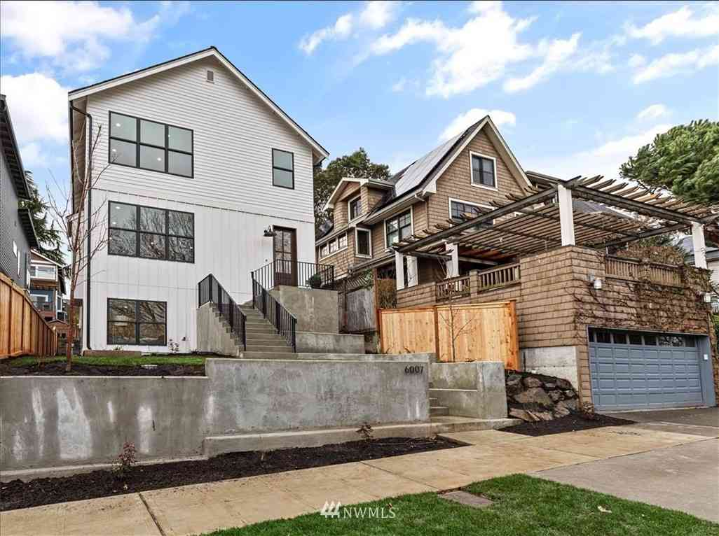 6007 37th Avenue NE, Seattle, WA, 98115,