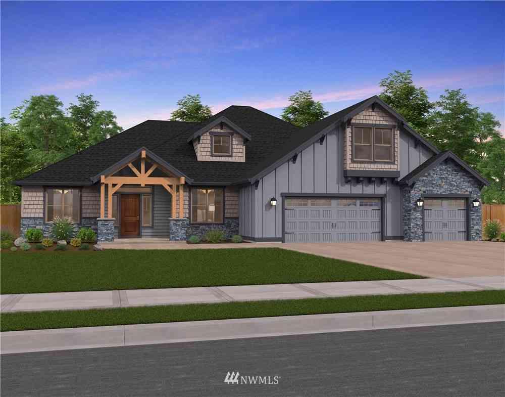 16882 116th Street E, Bonney Lake, WA, 98391,