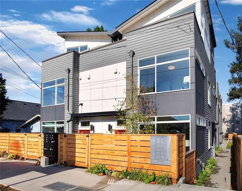 6913 Carleton Avenue S #A, Seattle, WA, 98108,