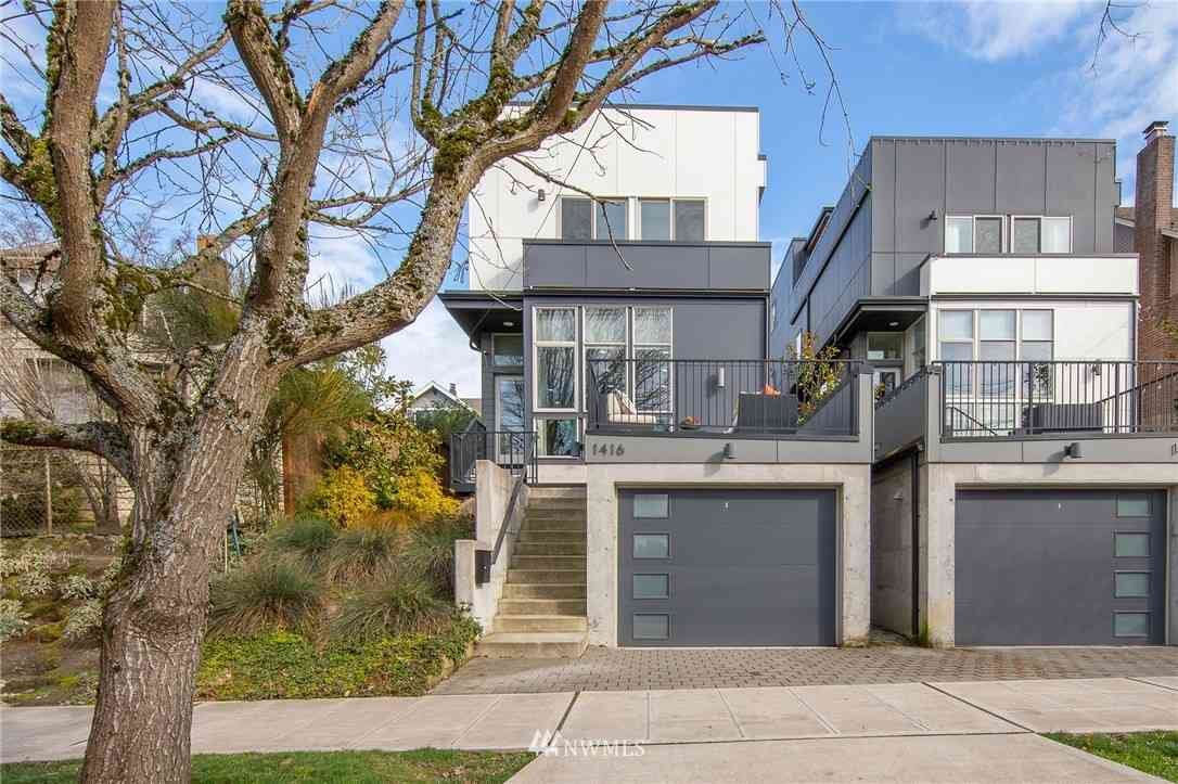 1416 31st Avenue, Seattle, WA, 98122,