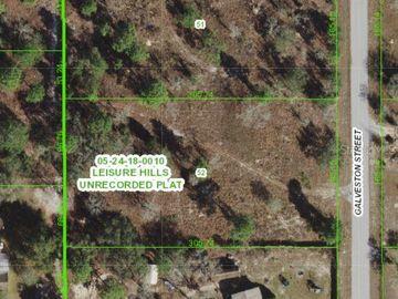 0 GALVESTON, Spring Hill, FL, 34610,