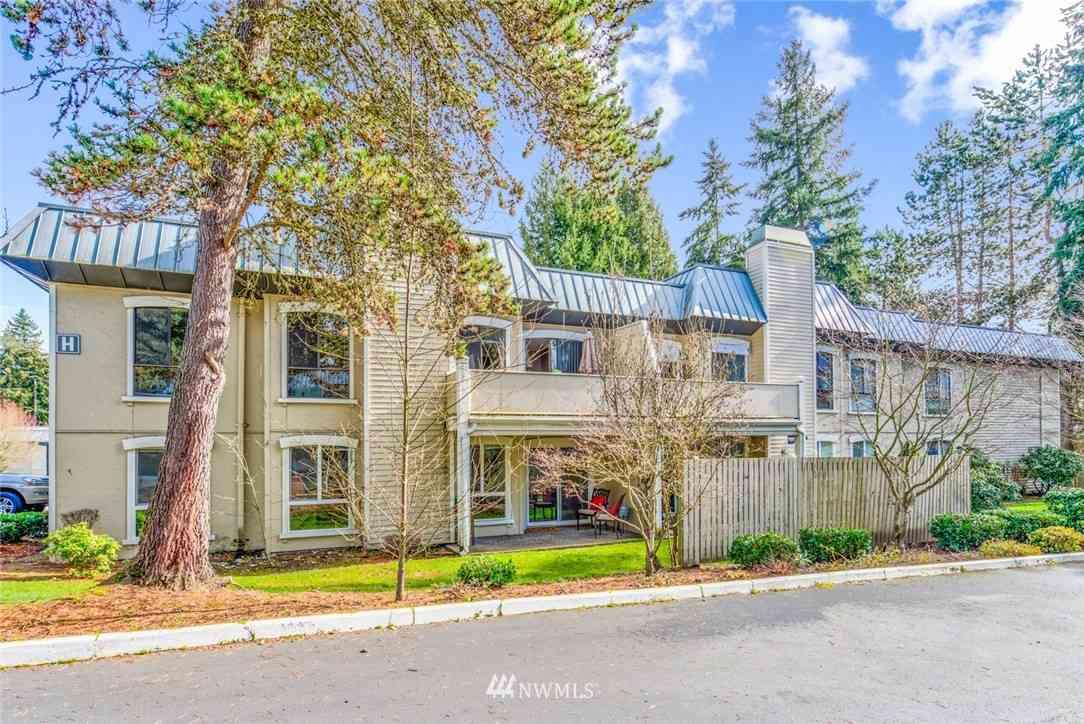 10221 NE 16th Street #H6, Bellevue, WA, 98004,