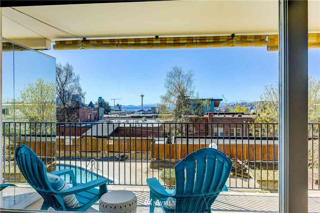 505 Belmont Avenue E #202, Seattle, WA, 98102,