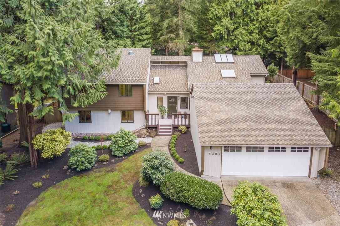 3405 211th Avenue NE, Sammamish, WA, 98074,