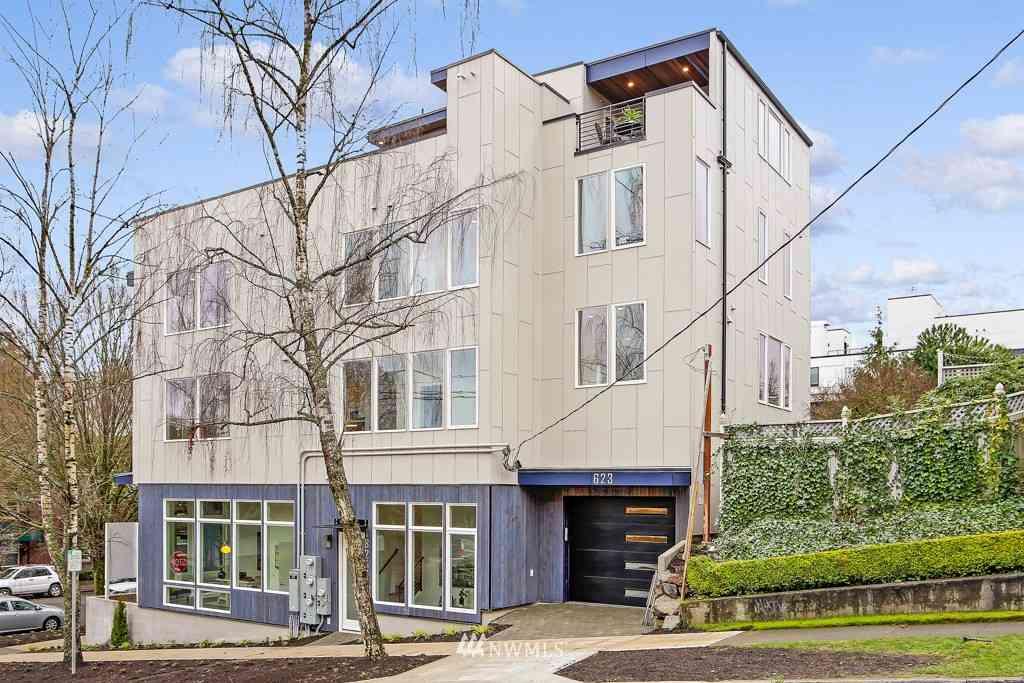 623 19th Avenue E #A, Seattle, WA, 98112,