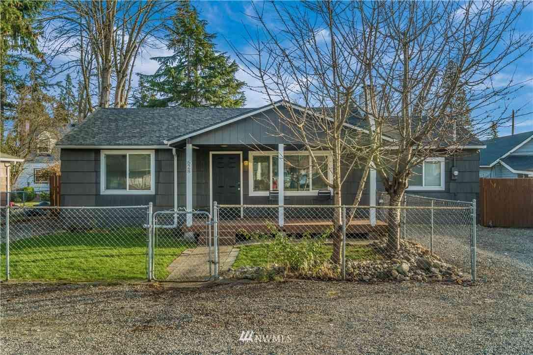 628 110th Street S, Tacoma, WA, 98444,