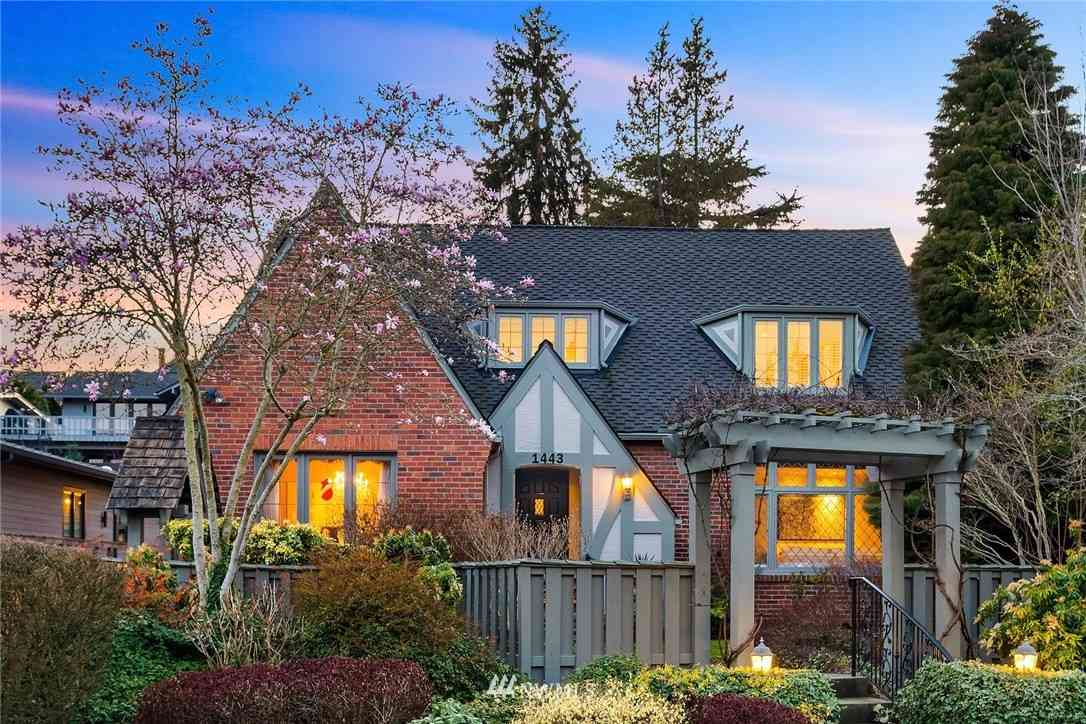 1443 Broadmoor Drive E, Seattle, WA, 98112,