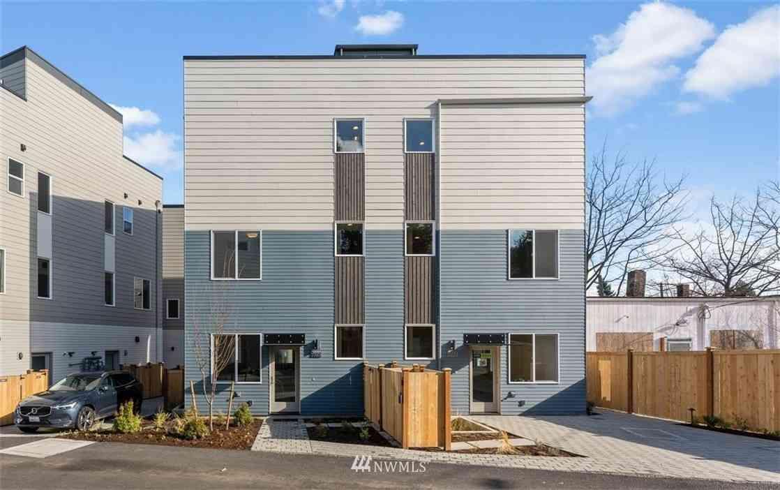 5505 Rainier Avenue S #D, Seattle, WA, 98118,