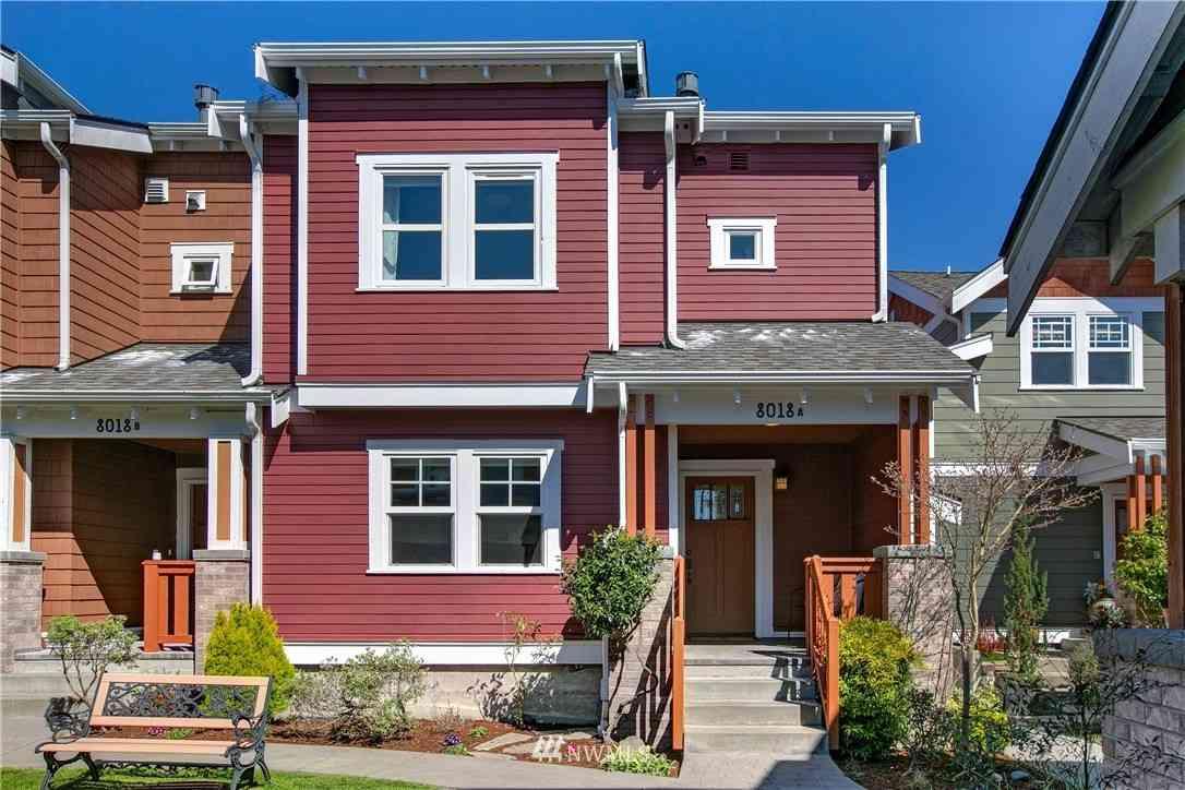 8018 Ashworth Avenue N #A, Seattle, WA, 98103,