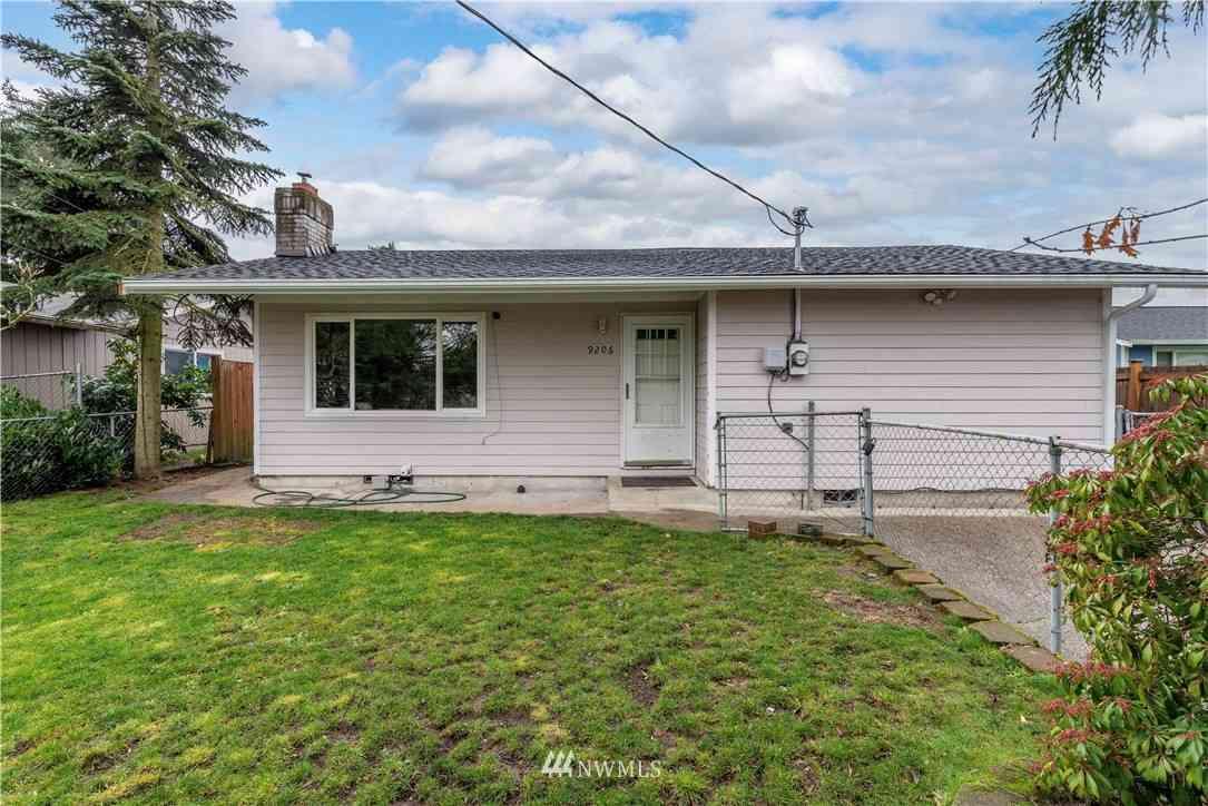 9206 S D St, Tacoma, WA, 98444,