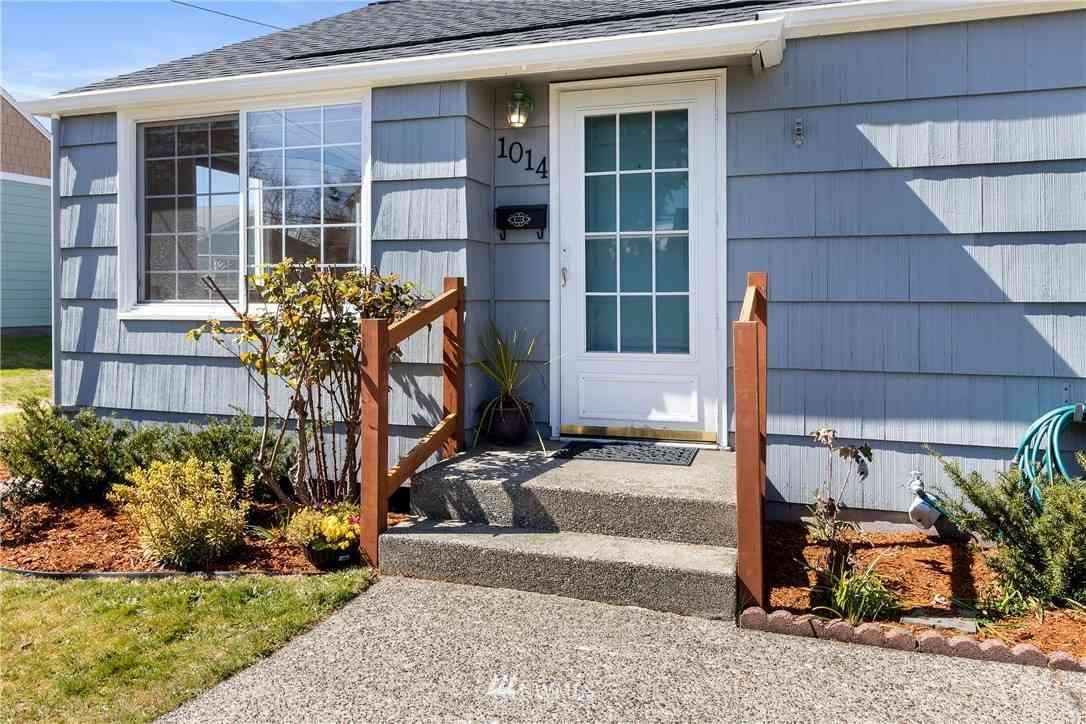 1014 S Geiger, Tacoma, WA, 98465,