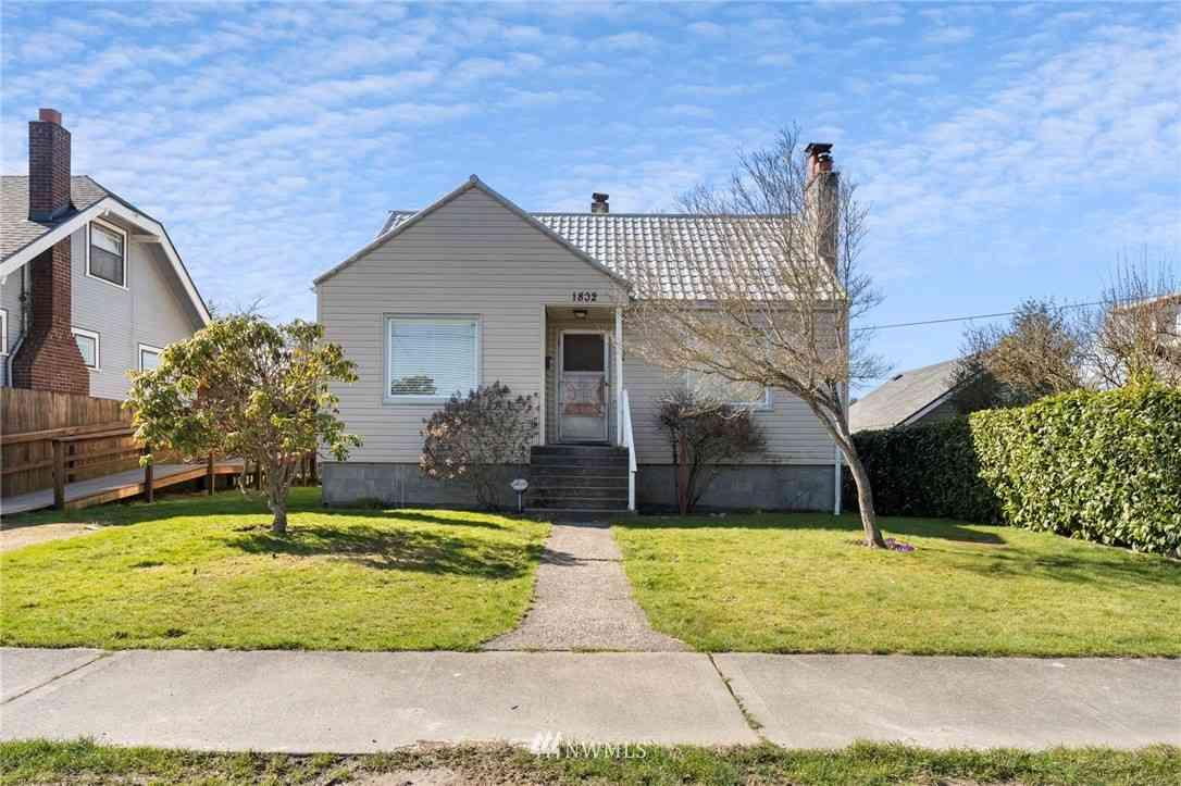 1802 S Adams Street, Tacoma, WA, 98405,