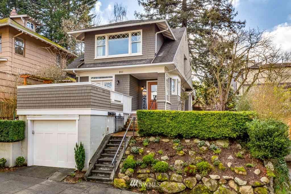 811 E Aloha Street, Seattle, WA, 98102,