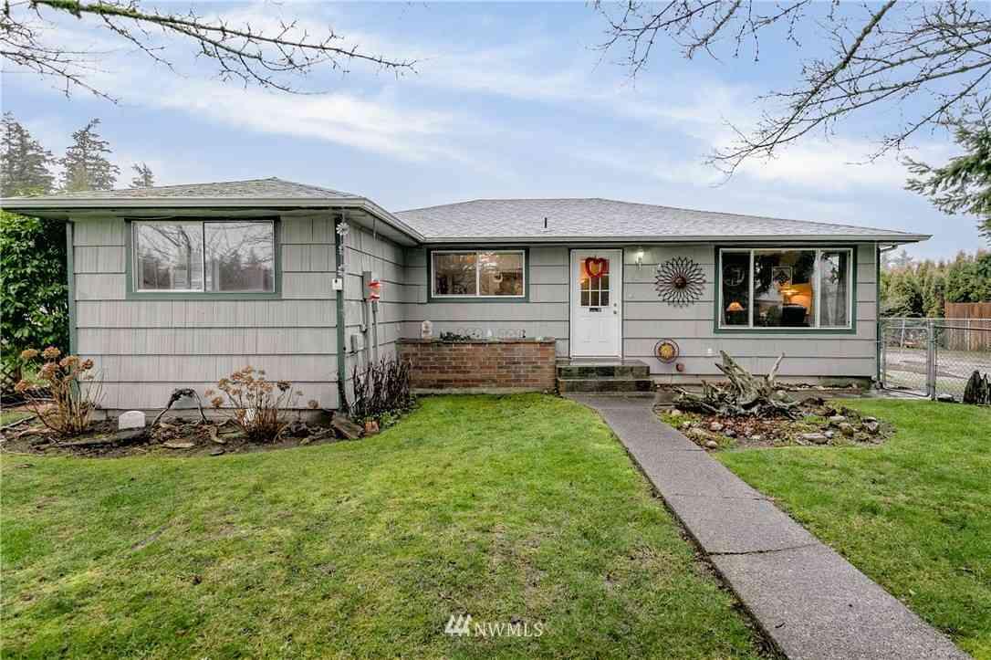 412 E 84th, Tacoma, WA, 98445,