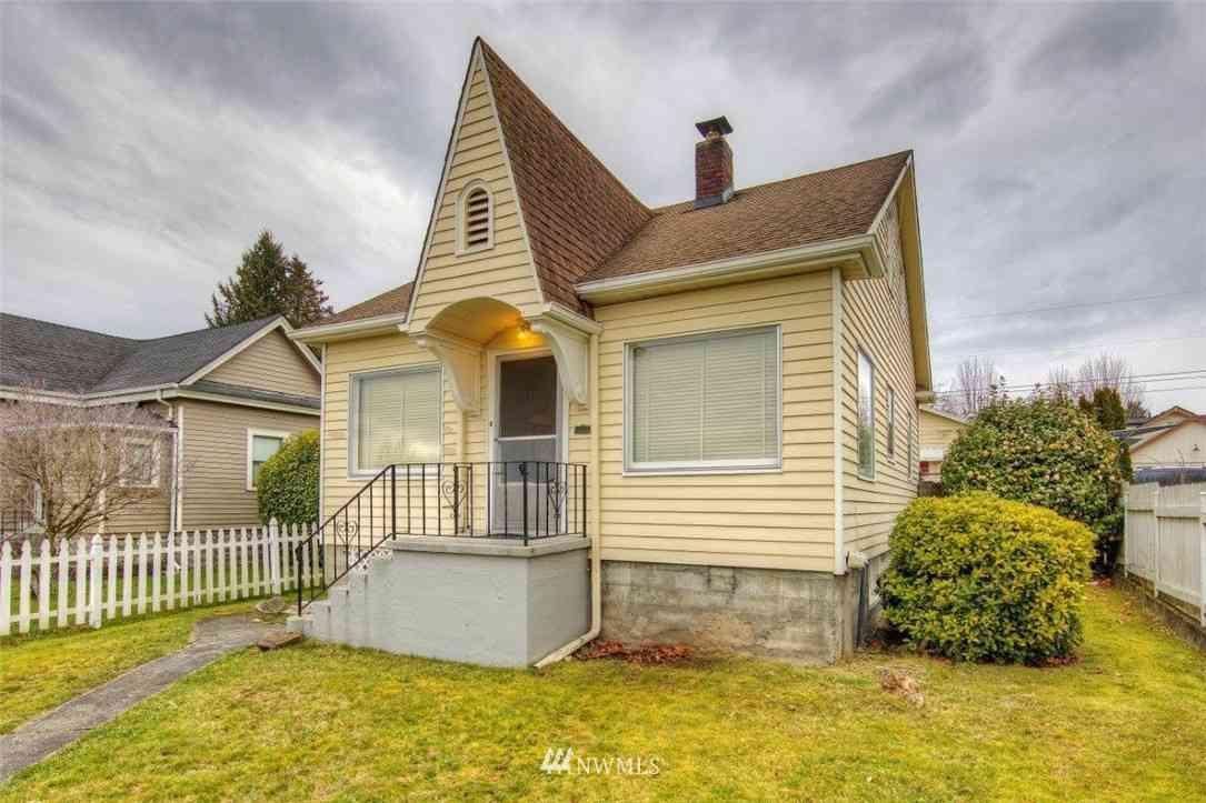 4524 S Thompson Avenue, Tacoma, WA, 98418,