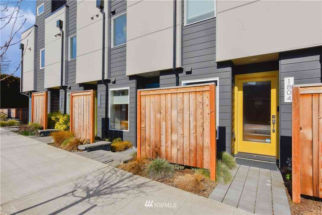 1804 NW 85th Street, Seattle, WA, 98117,