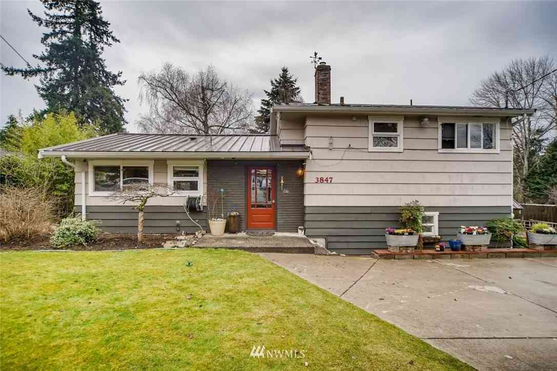 3847 136th Avenue SE, Bellevue, WA, 98006,