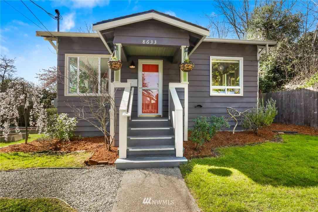 8633 55th Avenue S, Seattle, WA, 98118,