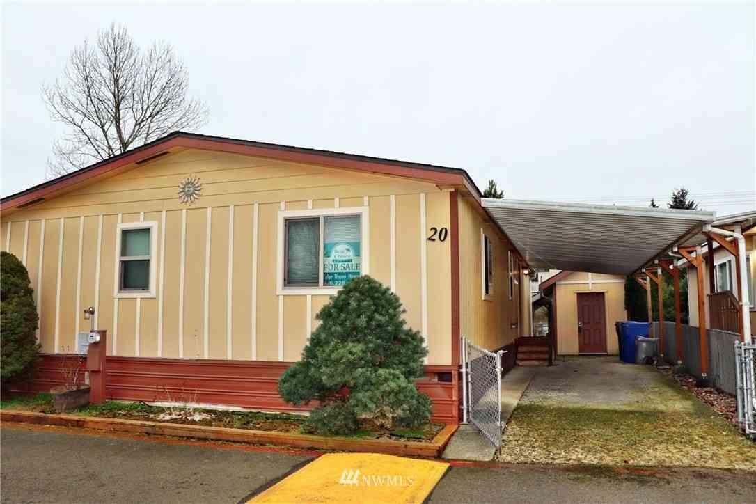15410 SE 272nd Street #20, Kent, WA, 98042,
