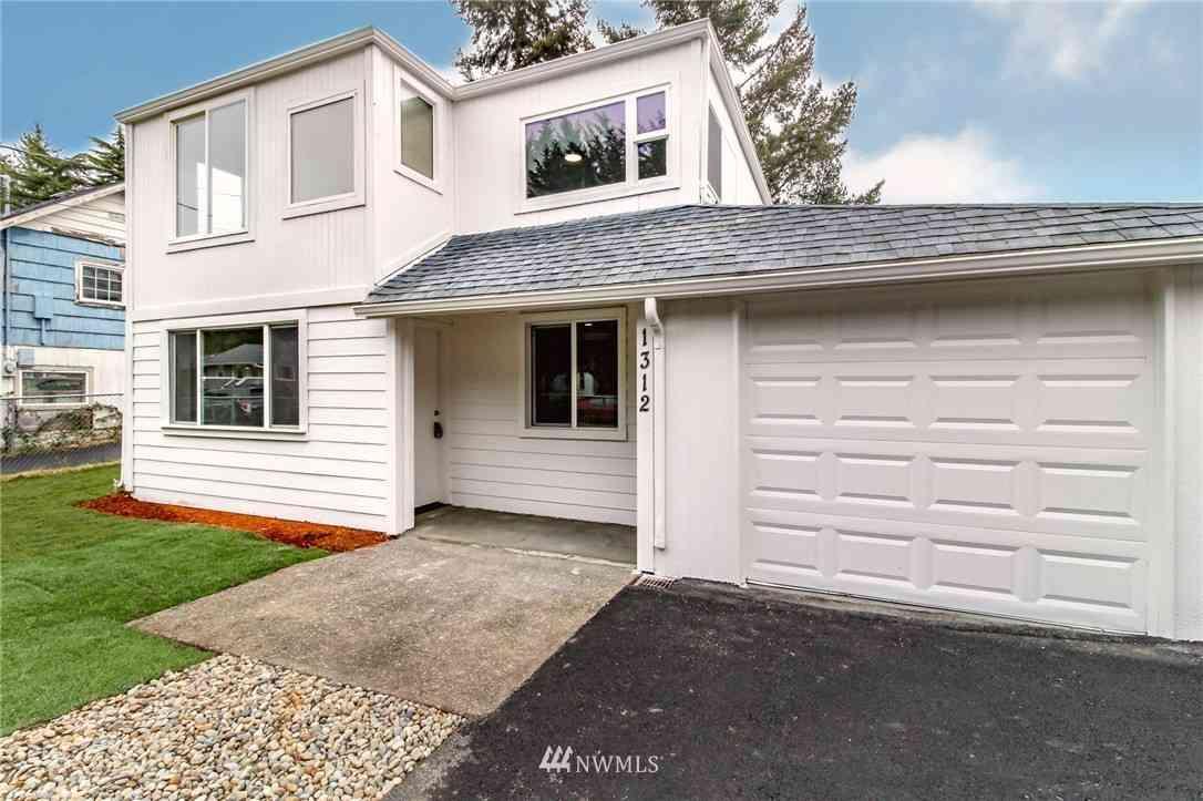 1312 Poindexter Avenue, Bremerton, WA, 98312,
