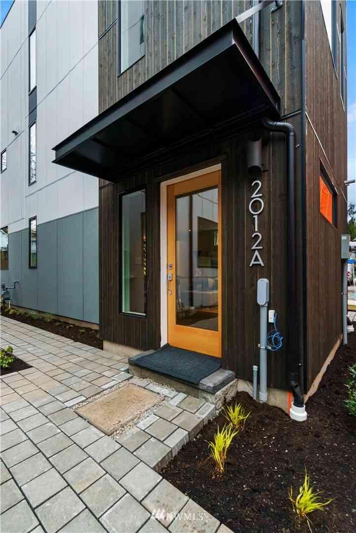 2012 NW 60th Street #A, Seattle, WA, 98107,