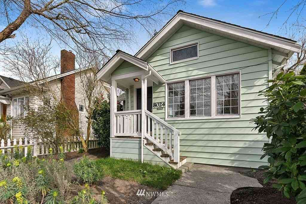 8024 27th Ave NW, Seattle, WA, 98117,