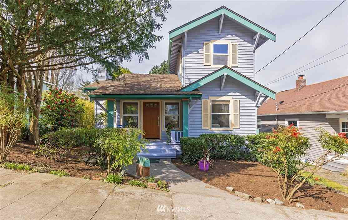 1627 32nd Avenue, Seattle, WA, 98122,