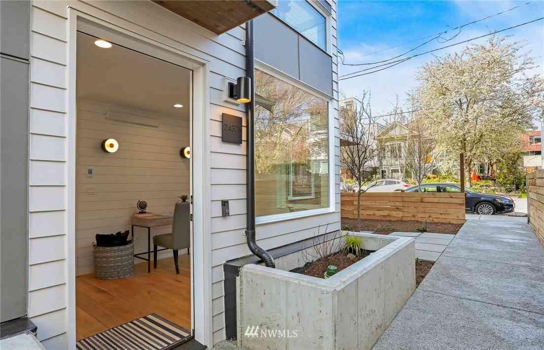 2437 NW 60th Street #D, Seattle, WA, 98107,