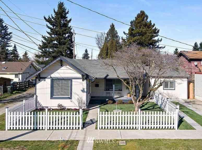 509 S 36th Street, Tacoma, WA, 98418,