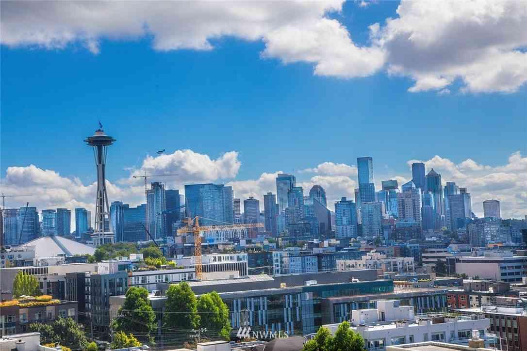521 5th Avenue W #1104, Seattle, WA, 98119,