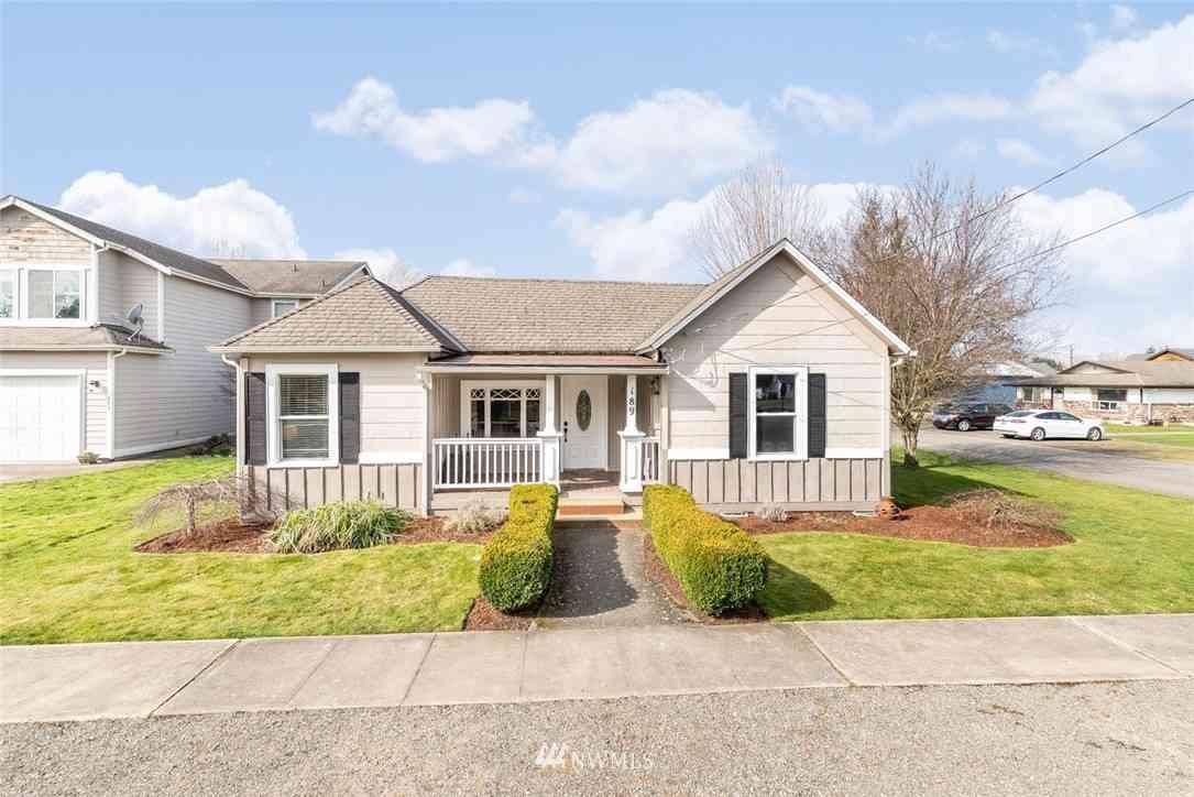189 N Cascade Street, Buckley, WA, 98321,