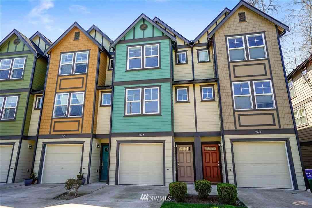 7129 27th Avenue SW, Seattle, WA, 98106,