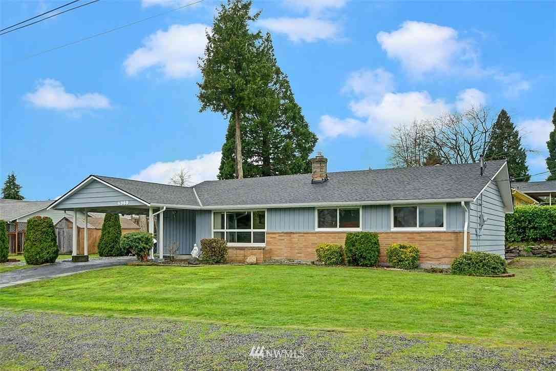 4369 S 178th Street, Seatac, WA, 98188,