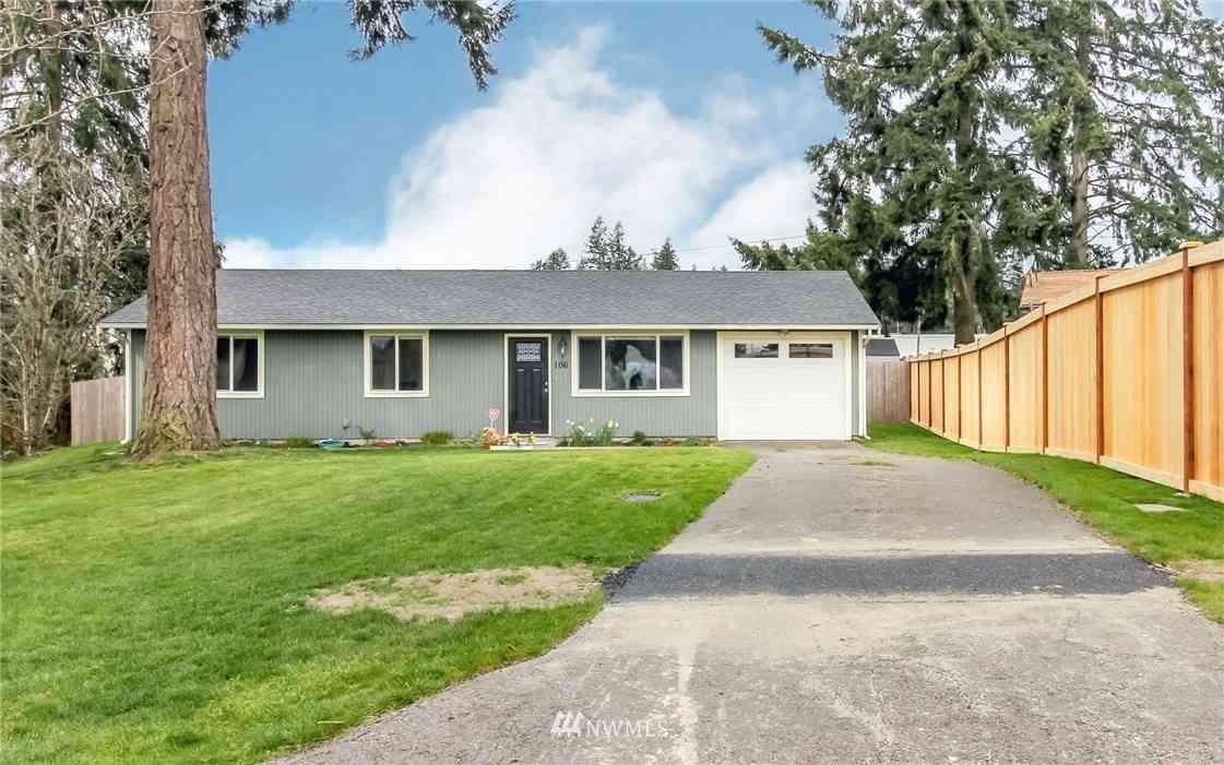 106 158th Street E, Tacoma, WA, 98445,
