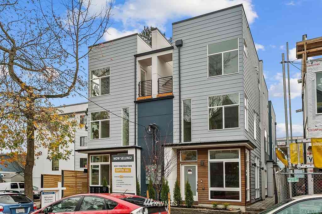 319 Malden Avenue E #B, Seattle, WA, 98112,