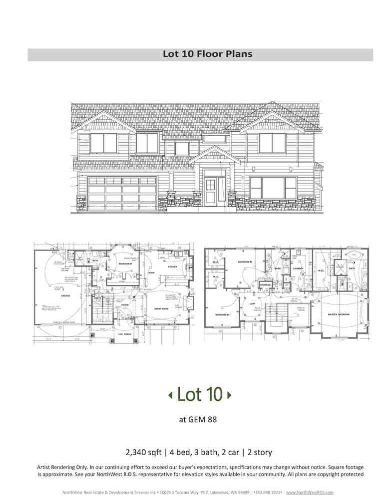 8810 S L Street, Tacoma, WA, 98444,