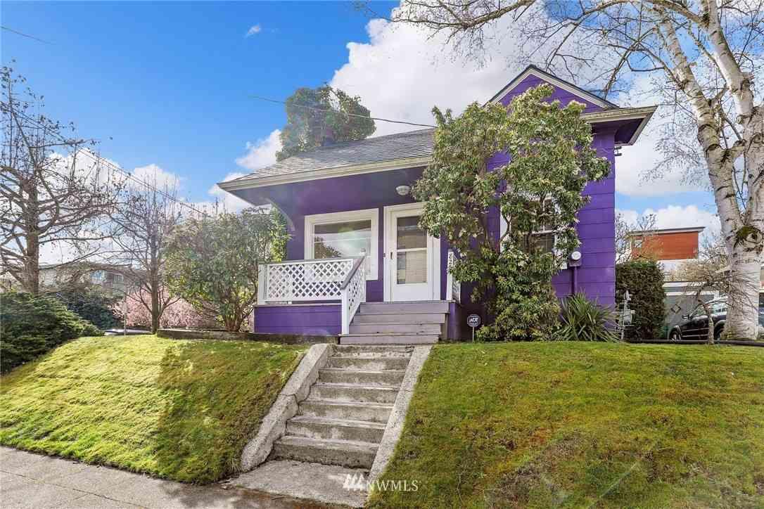 825 NE 63rd Street, Seattle, WA, 98115,