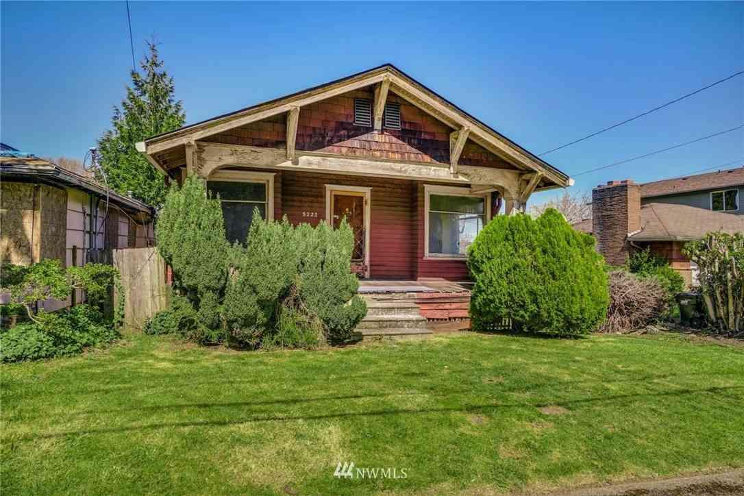 5222 S Mayflower Street, Seattle, WA, 98118,