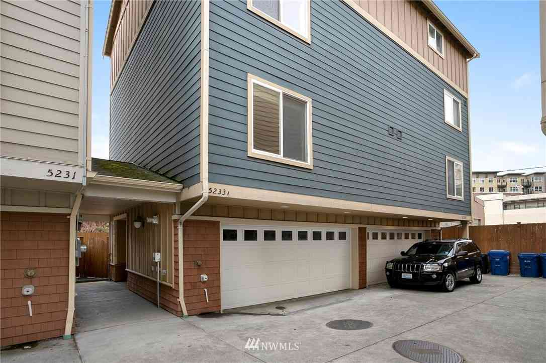 5233 Russell Avenue NW #A, Seattle, WA, 98107,